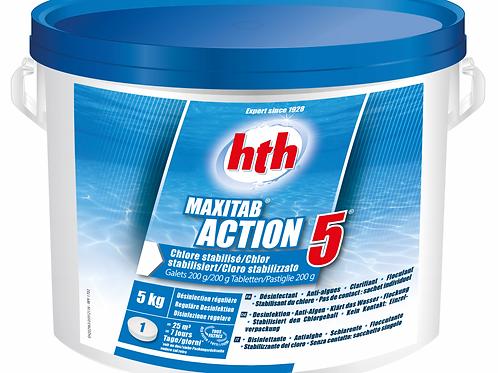 hth MAXITAB 200g Action 5 5 Kg