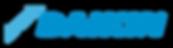 logo daikin, climatisation daikn