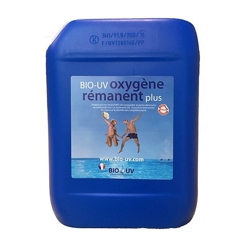 BIO UV Rémanent plus 20 L