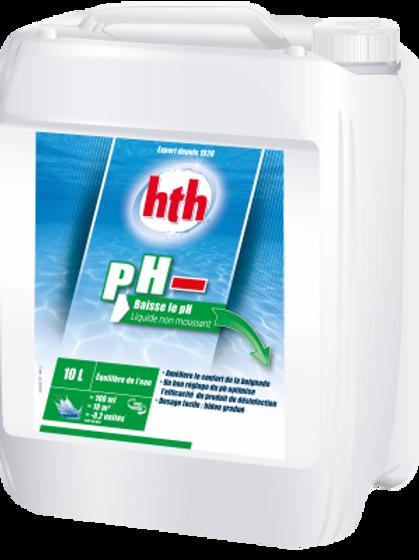 hth PH MOINS 54% LIQUIDE 5L