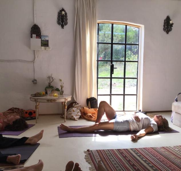 Indoor Breath Session