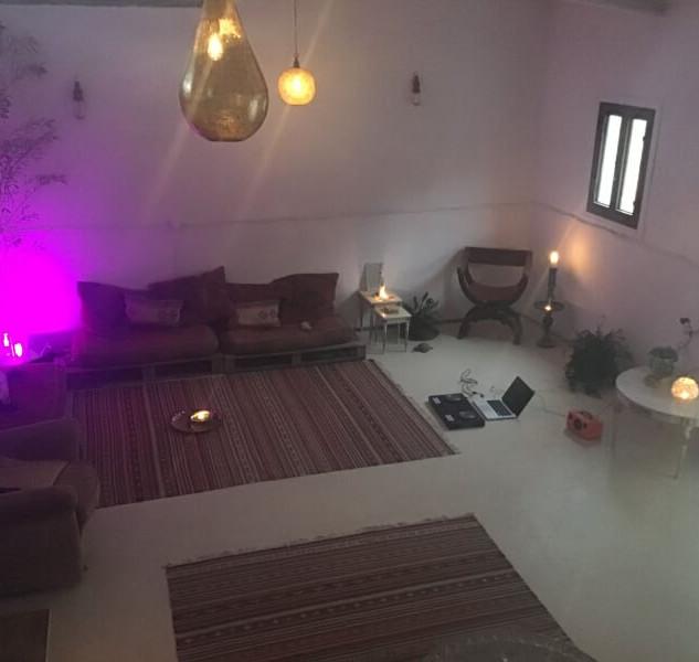 Living Space Casita for Indoor Workshops