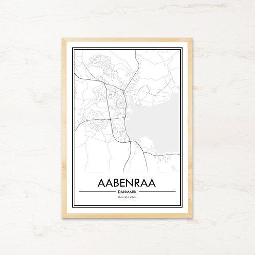 Aabenraa plakat - Byplakat fra IMAGI.dk