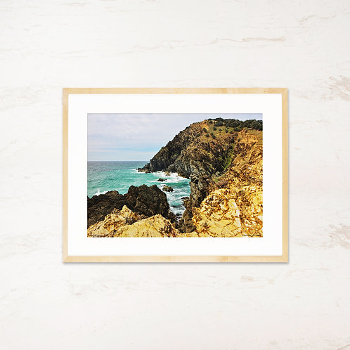 Byron Bay, Australien - Plakat