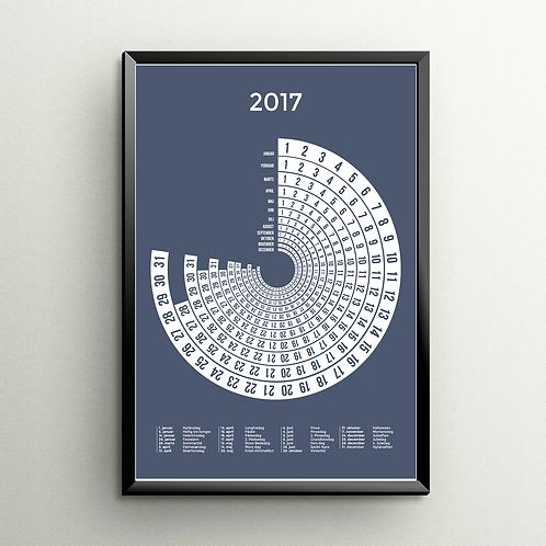Kalenderen - 2017