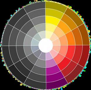 Varme farver på IMAGI BLOG