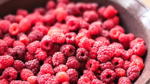 Røde bær på IMAGI BLOG