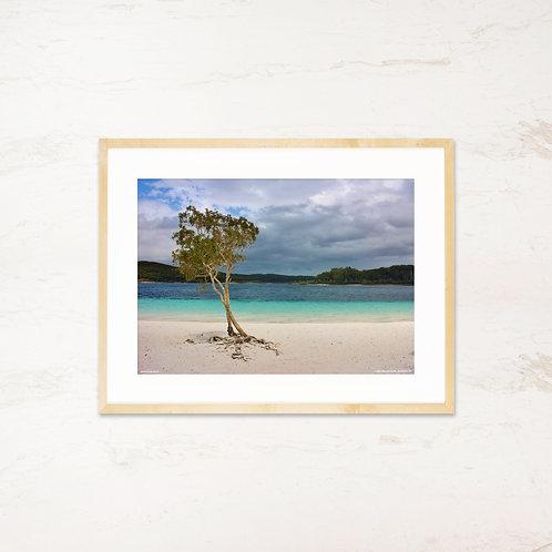 Lake McKenzie, Australien - Plakat