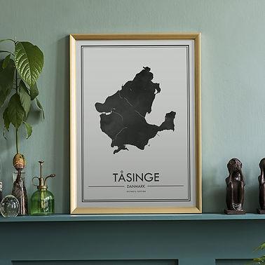 Tåsinge plakat - Plakatio