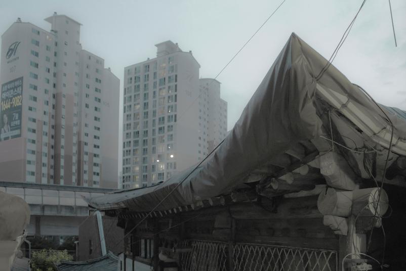 나는한옥07-내부순환로, c-print, 43x30cm, 2017