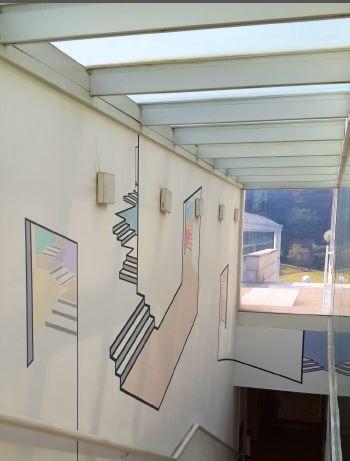 wall painting, 영은미술관, wall painting, 2015, 경기도 광주
