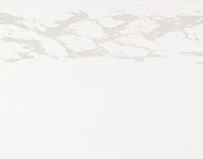 Exterior2 13, Acrylic on canvas, 91×117 cm, 2018