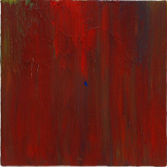 쓰기연습 3, acylic on canvas, 30x30cm, 2013
