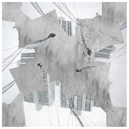 나는한옥14, c-print, 40x40cm, 2017