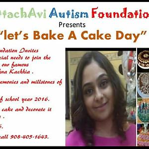 Bake a Cake day