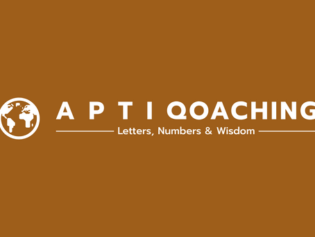 APTIQoaching, an Introduction to Ahmedabad's Best Entrance Exam Coaching Institute  [2021]