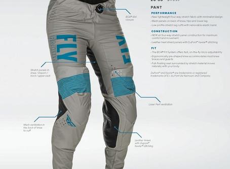 Where's the zipper? Fly Lite 2021 Pant, Pushing Boundaries!