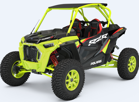 2021 Polaris RZR – Here's what is new!