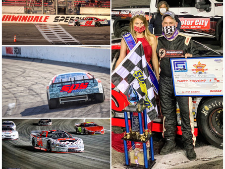 Preston Peltier heads back to Irwindale