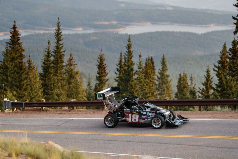 Homebuilt Contraptions Beat the Fancy Pants Porsches at Pikes Peak