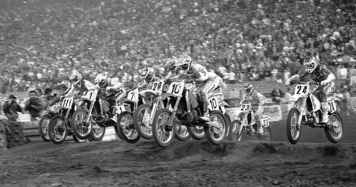 From the Vault- History of Supercross and Motocross: Breaking down the 1980's