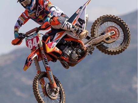 Update on Jeffrey Herlings following his crash...
