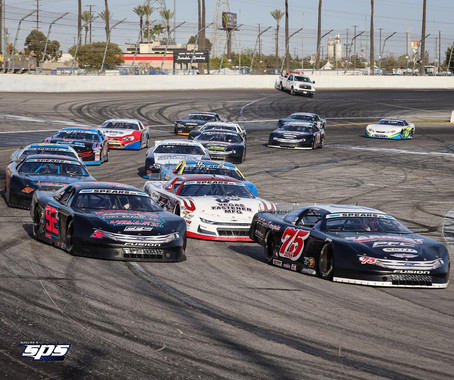 The Spears Pro Late Models presented by Sigma Performance Services is headed to Irwindale Speedway