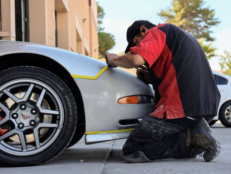 The Collision Center is the right choice in collision repair
