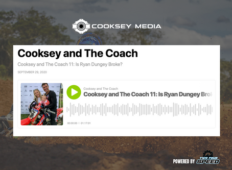 Cooksey and The Coach 11: Is Ryan Dungey Broke?