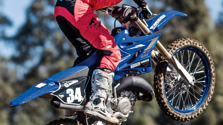 How Much Has The YZ125 Improved Since 2006?