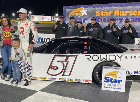 NASCAR Cup Champion Bags Super LM Win in Homecoming