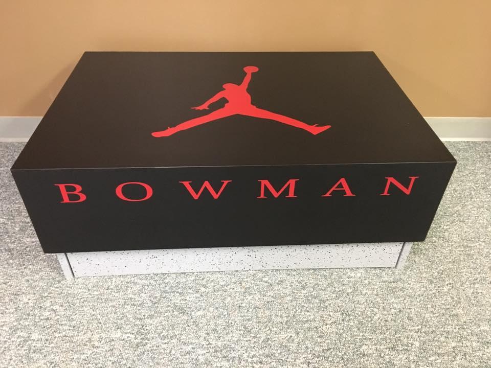 Shoebox Front