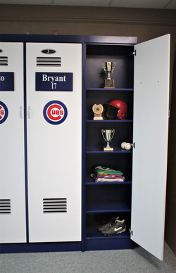 Cubs Bookcase