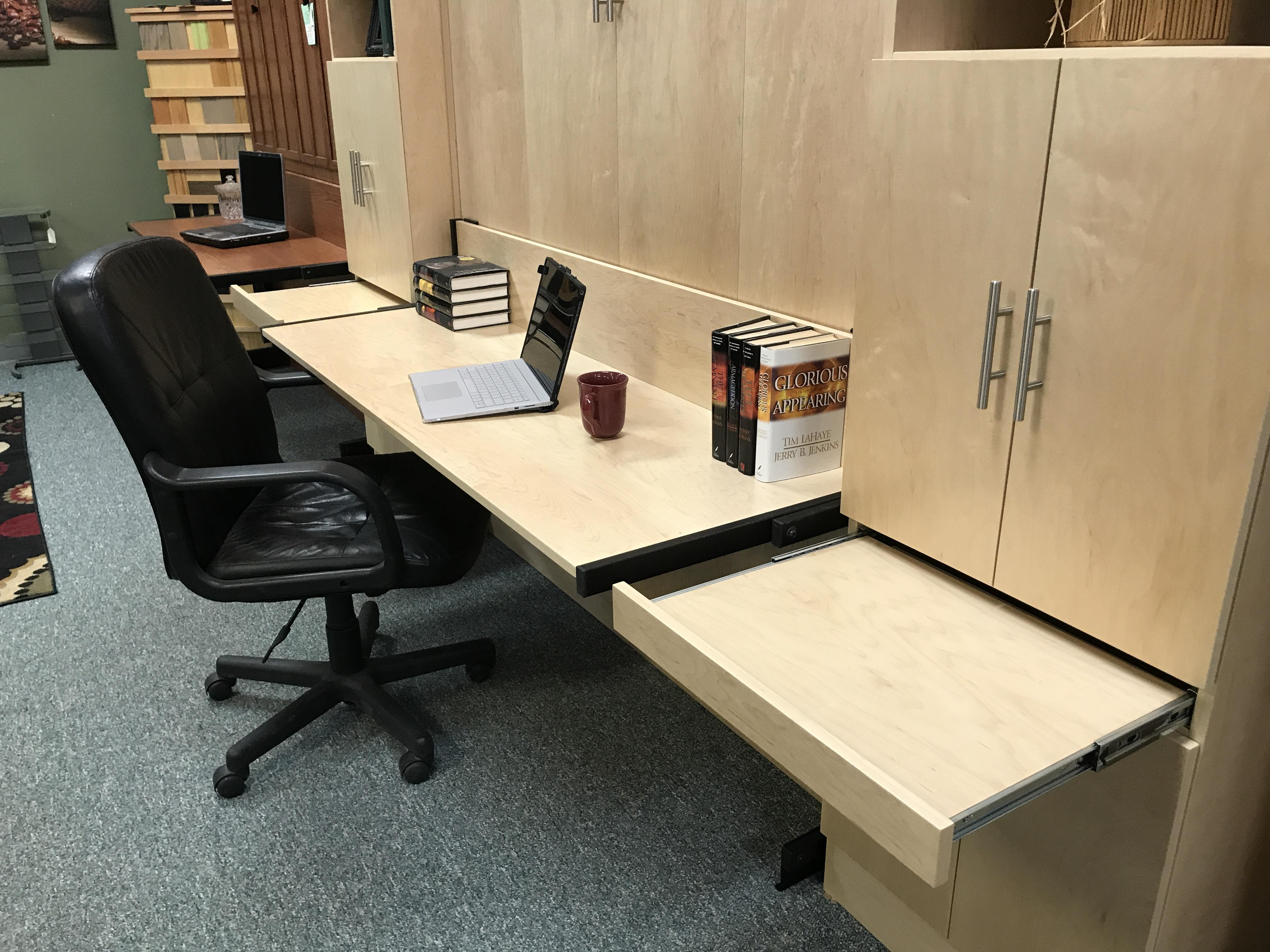 Alpine Desk Murphy #121-1017