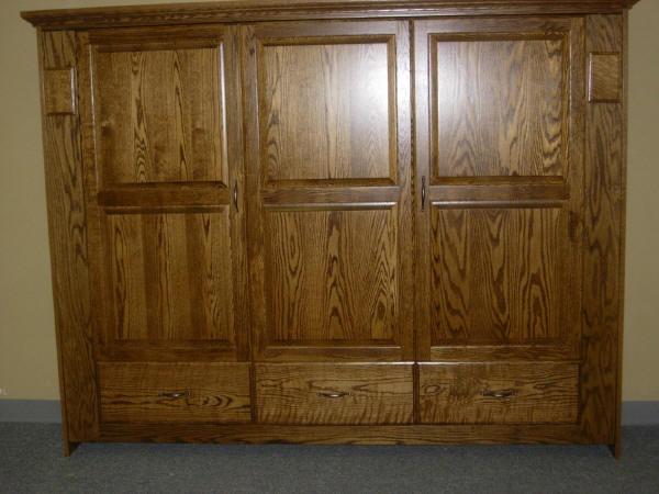 Oak Ross Murphy Bed