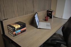 Gray Manhattan Desk