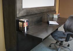 Dry Erase Murphy Desk