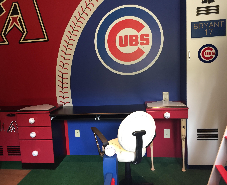 Baseball Desk