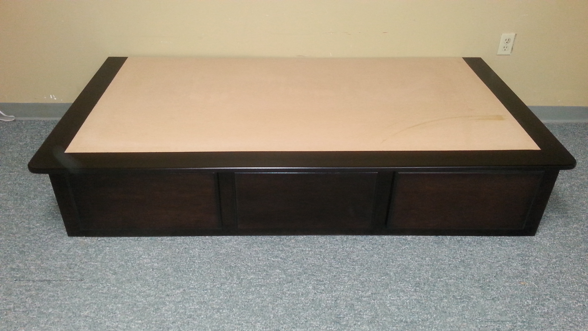 Daybed Princess Drawers