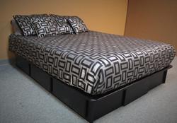 Platform Bed Side