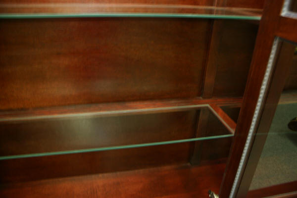 Federal China Cabinet Shelf