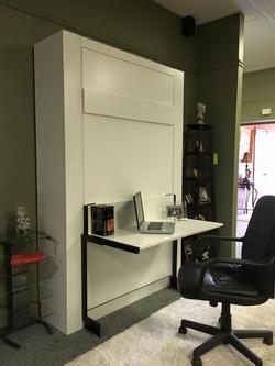Twin Euro Desk