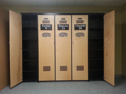 Spurs Bookcases
