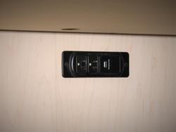 King Alpine Under Desk Outlet