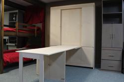 Murphy bed #131-0418 Desk