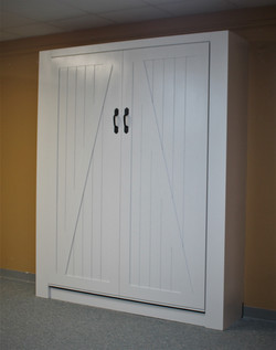 Barn Door Closed Side