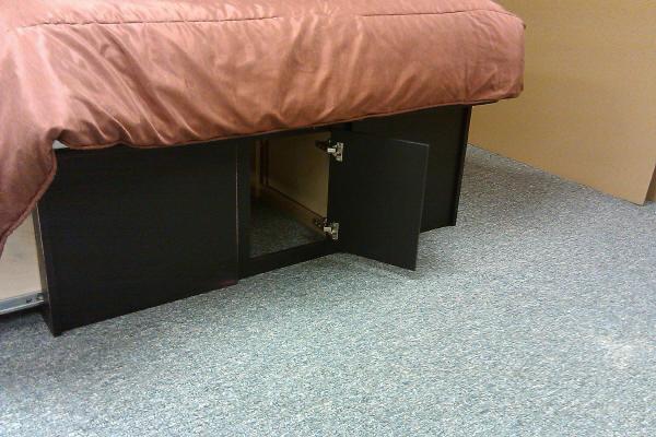 Door kit drawer pedestal