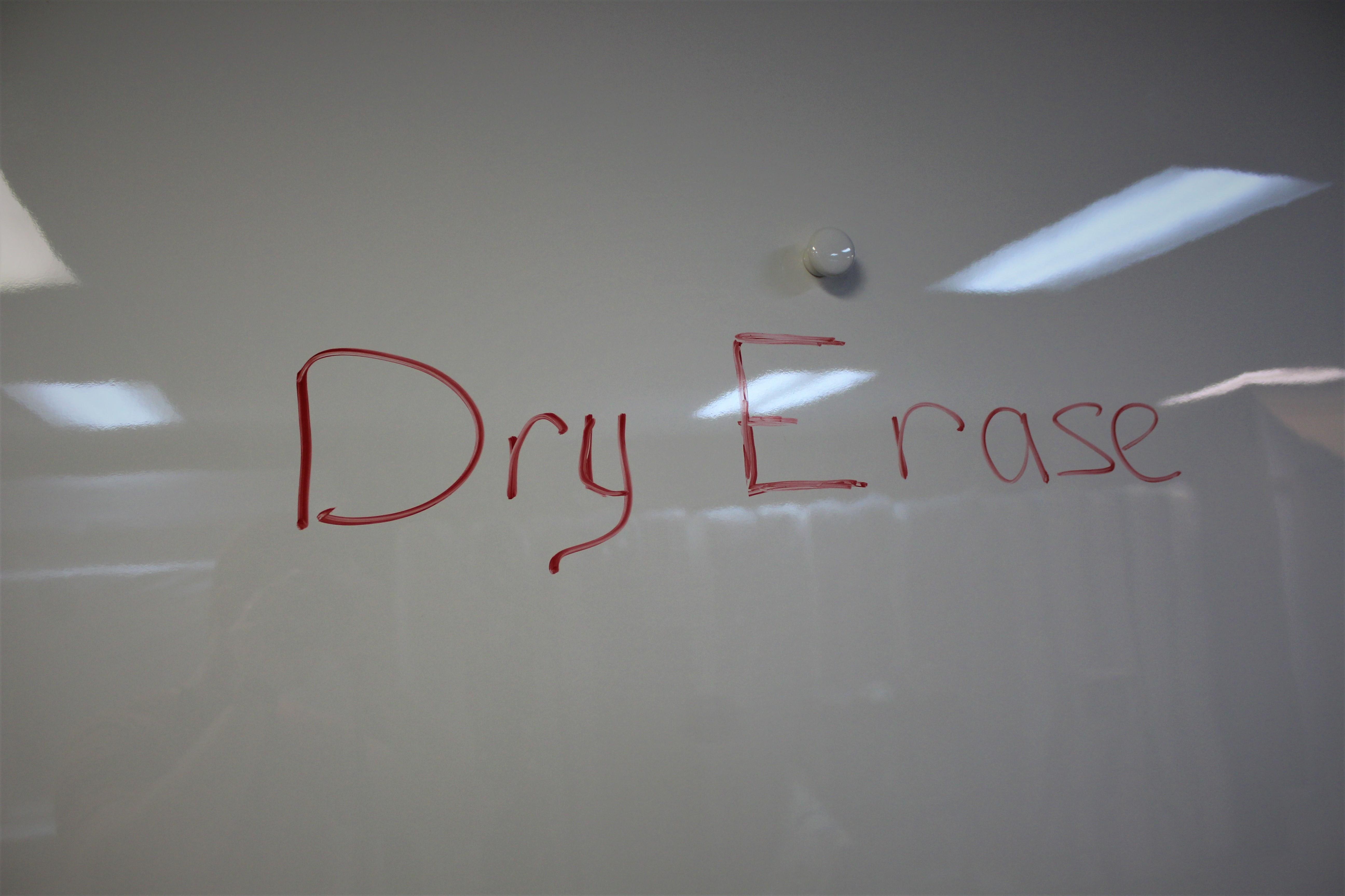 Dry Erase Face
