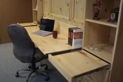 Murphy bed #1223-0520 Desk