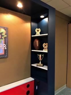 Patriots Murphy Bookcase
